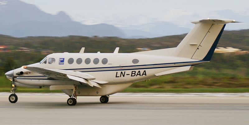 Bergen air transport