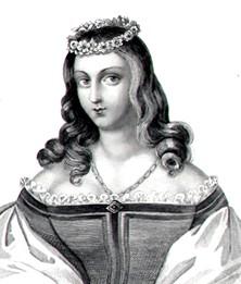 Birutė Grand Duchess of Lithuania