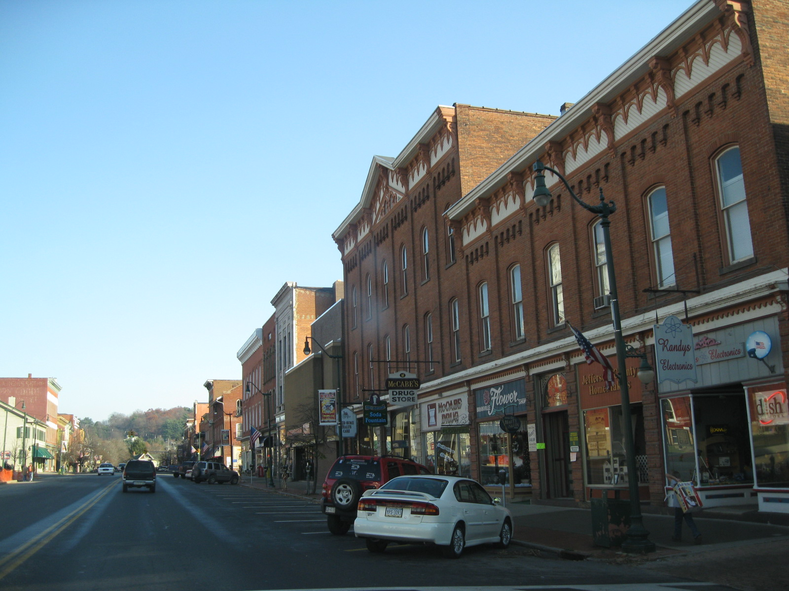 Brookville (PA) United States  city photos gallery : Brookville, Pennsylvania