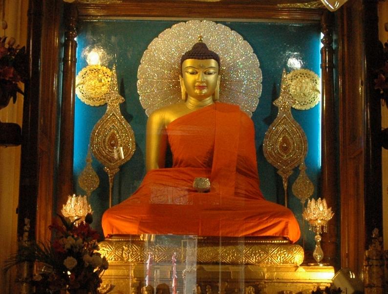 Buddha Mahabodhi Temple