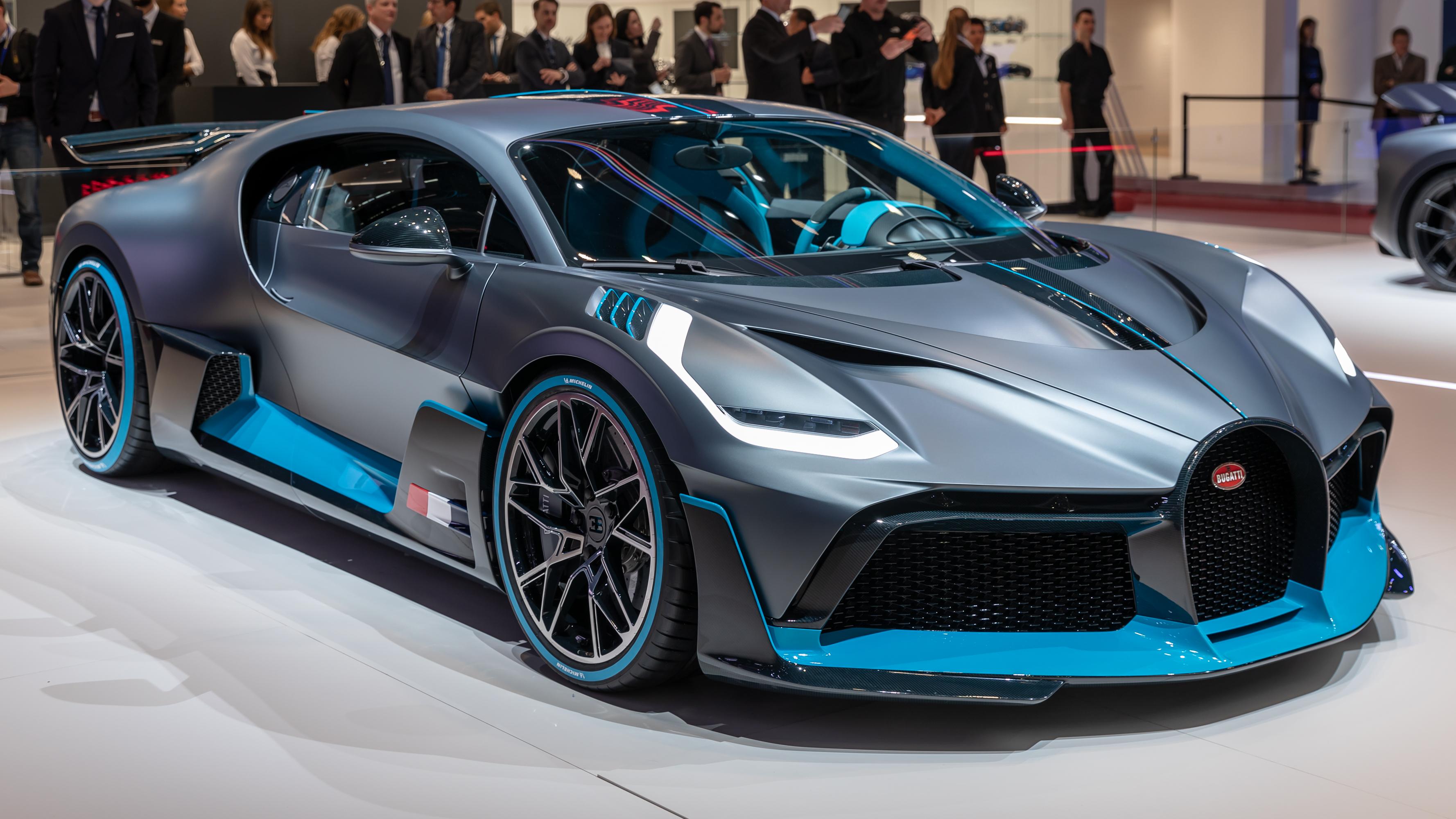 Bugatti Divo - Wikipedia