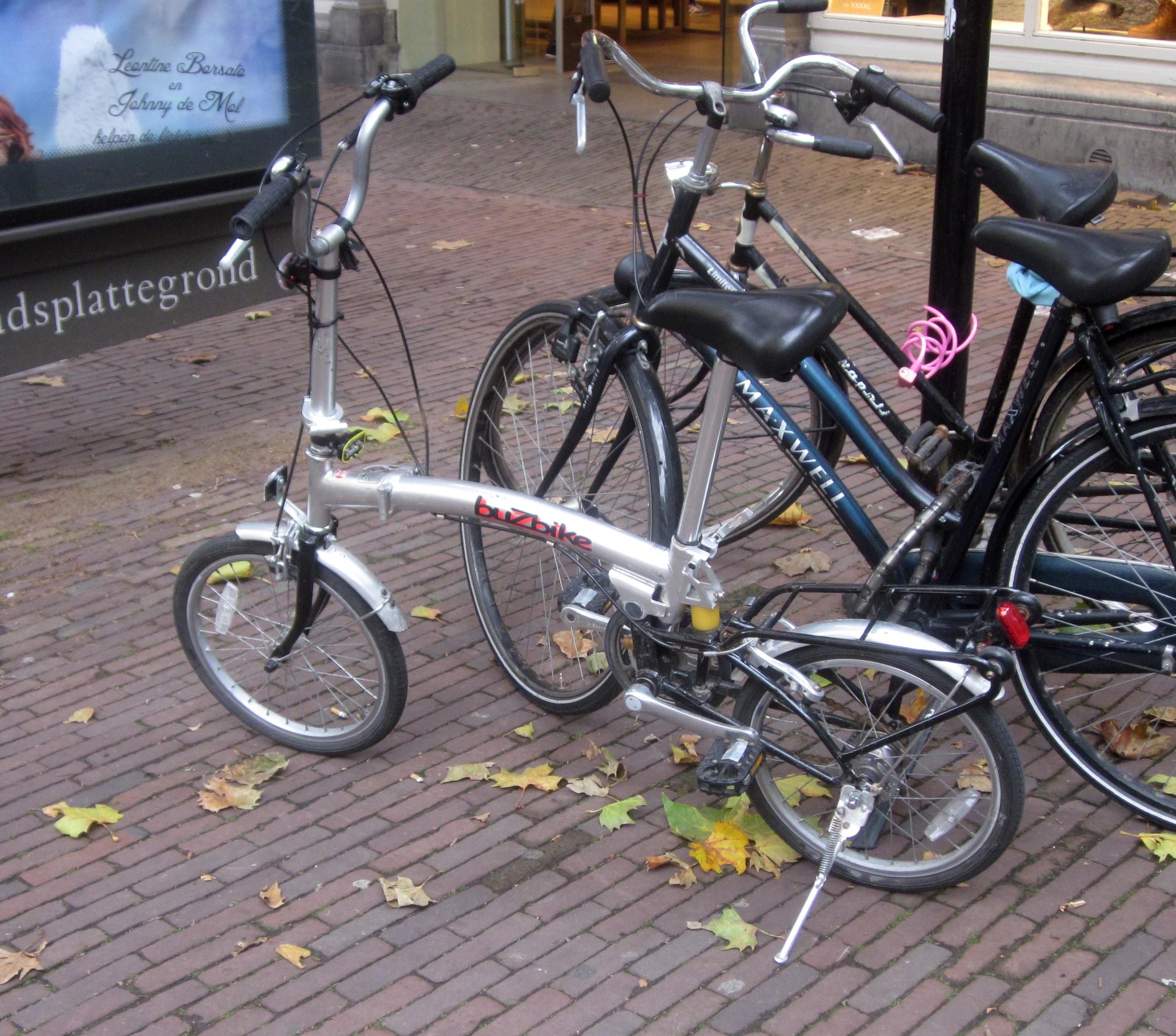 File Buzbike Folding Bike Jpg Wikimedia Commons