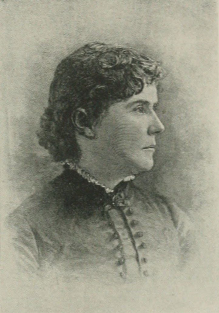 CONSTANCE FENIMORE WOOLSON A woman of the century (page 811 crop).jpg