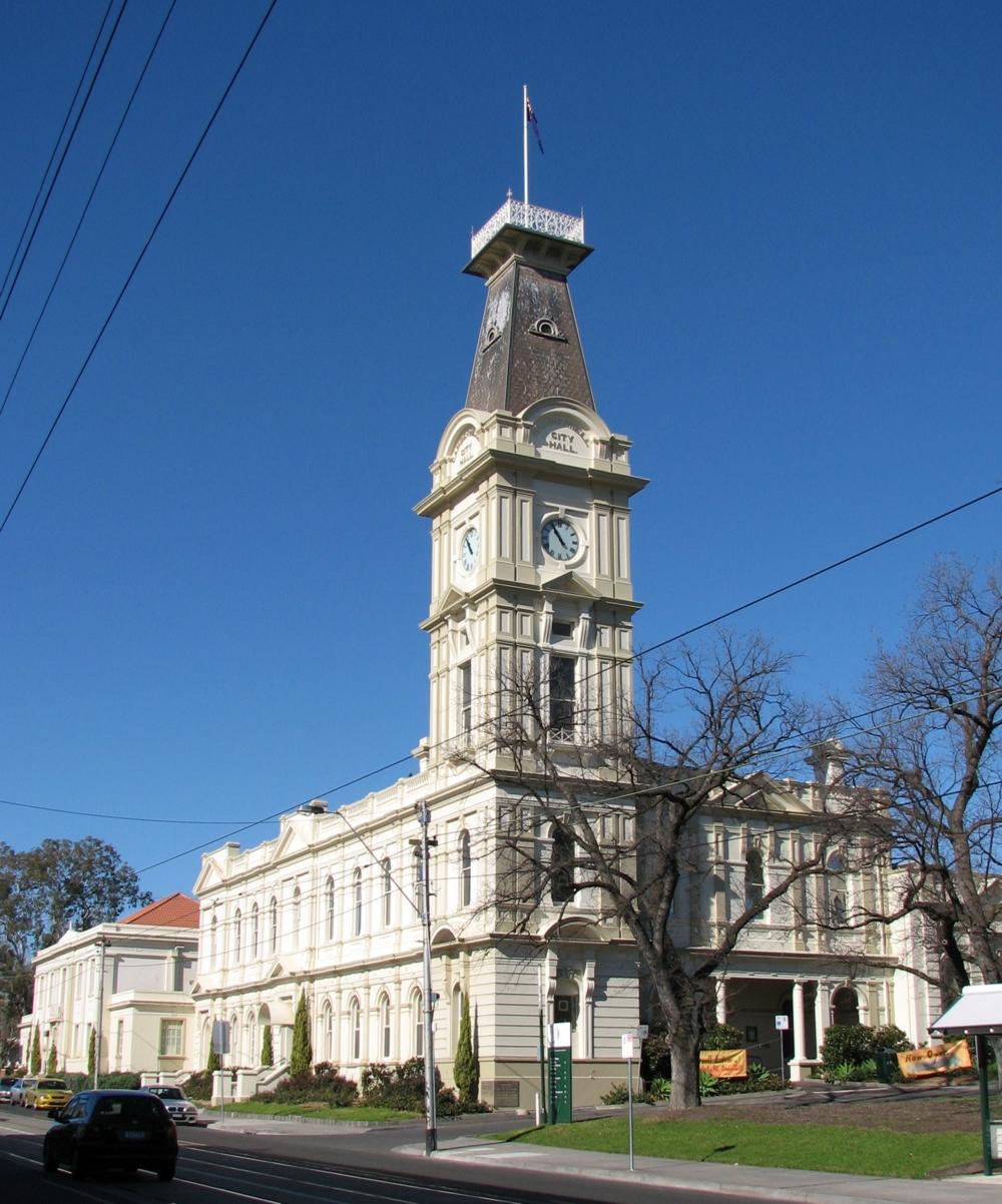 Camberwell Town Hall Wikipedia