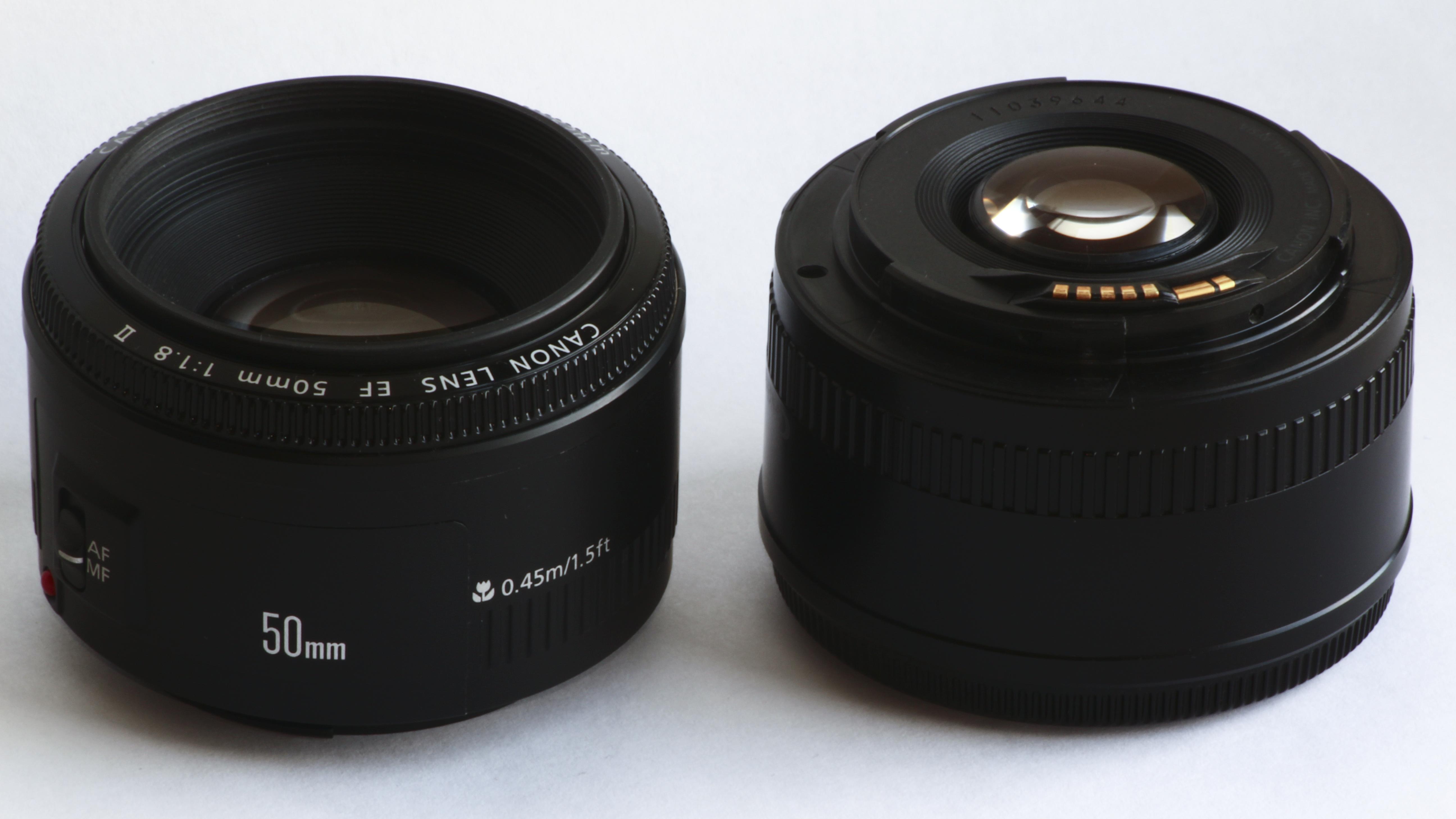 Aspherical Lens Canon Canon ef 50mm Lens