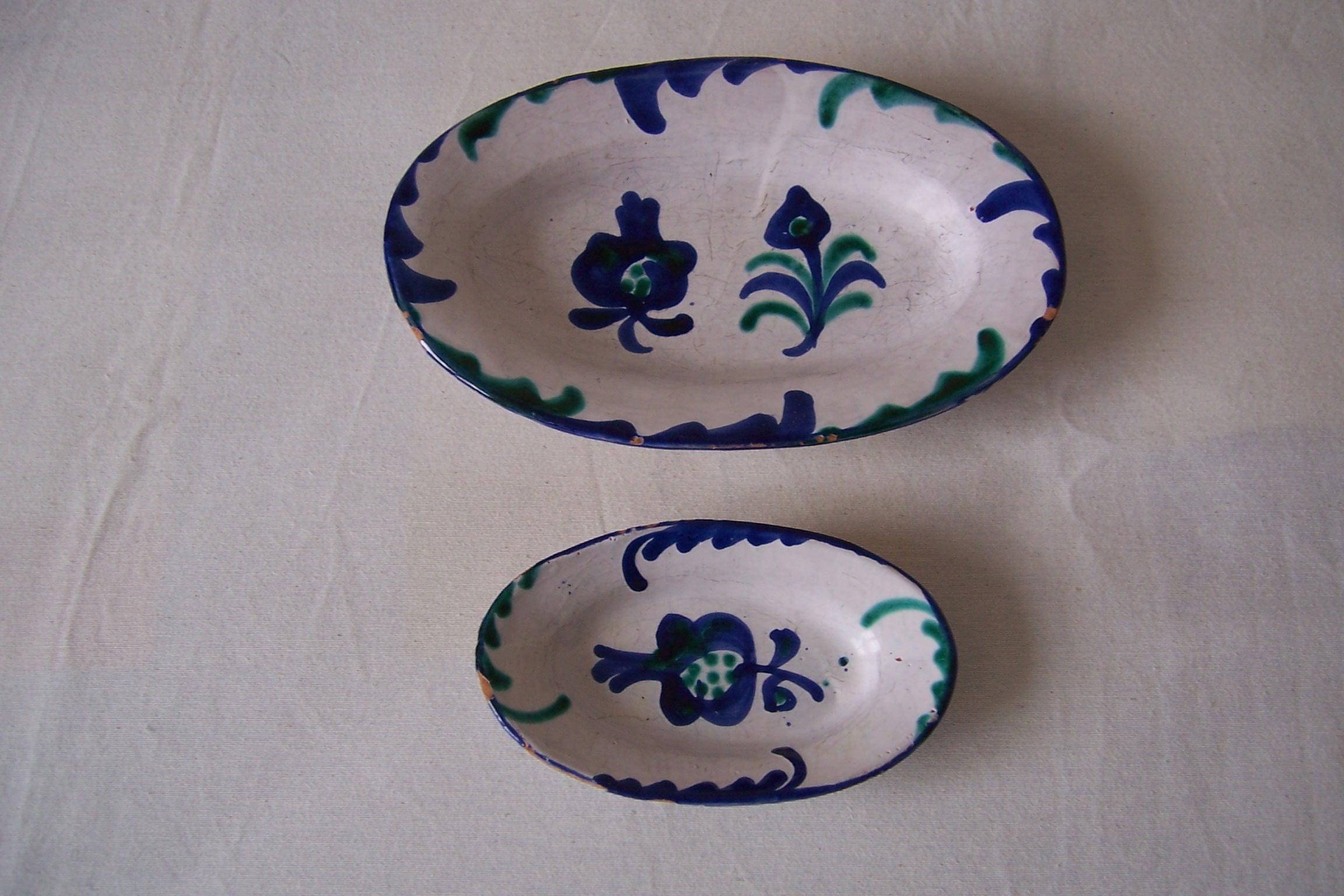 File ceramica fajalauza fuentes vajilla for Vajilla ceramica