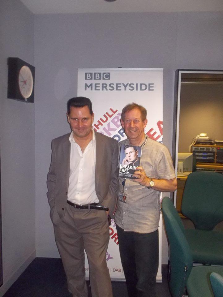 Christopher Power BBC Merseyside radio