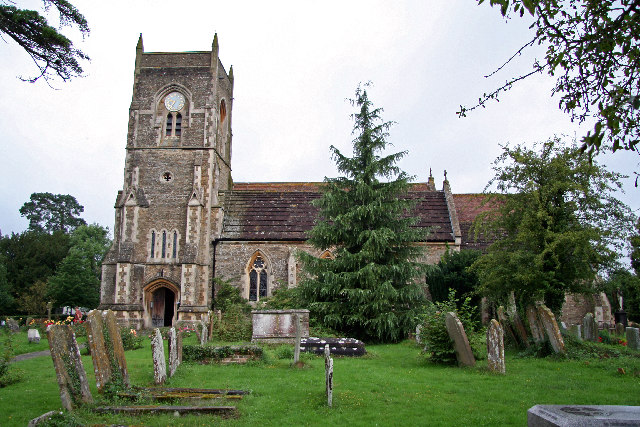 Church of St. Peter, Slinfold - geograph.org.uk - 52711