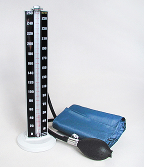 Clinical Mercury Manometer