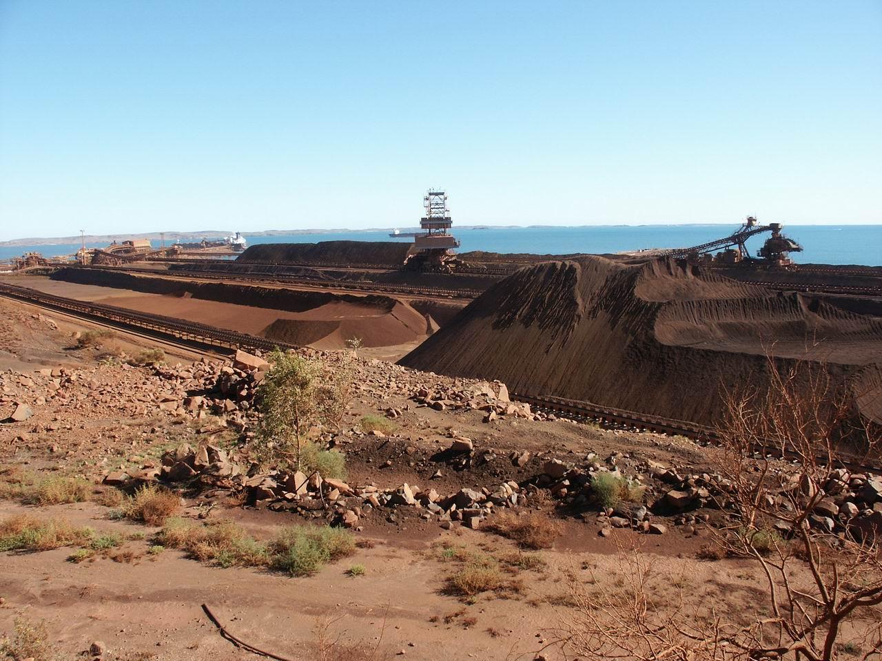 Http Nl M Wikipedia Org Wiki Bestand Dampier Iron Ore Western Australia Jpg