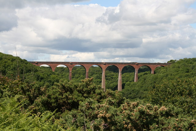 Denemouth Viaduct (geograph 2503092)