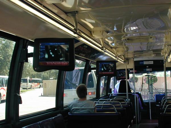 Transportation At Disney S Caribbean Beach Resort