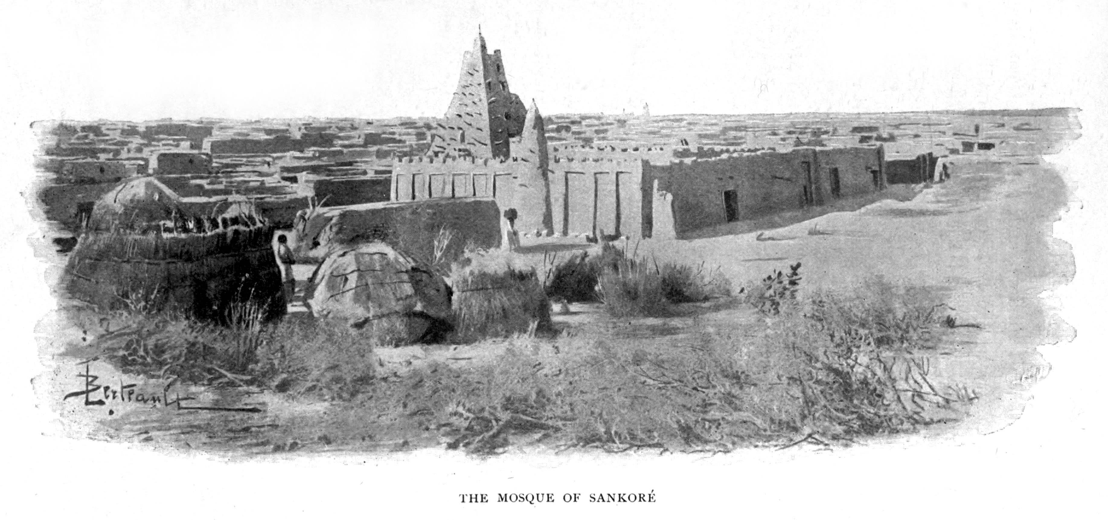 Image result for the mosque of sankore