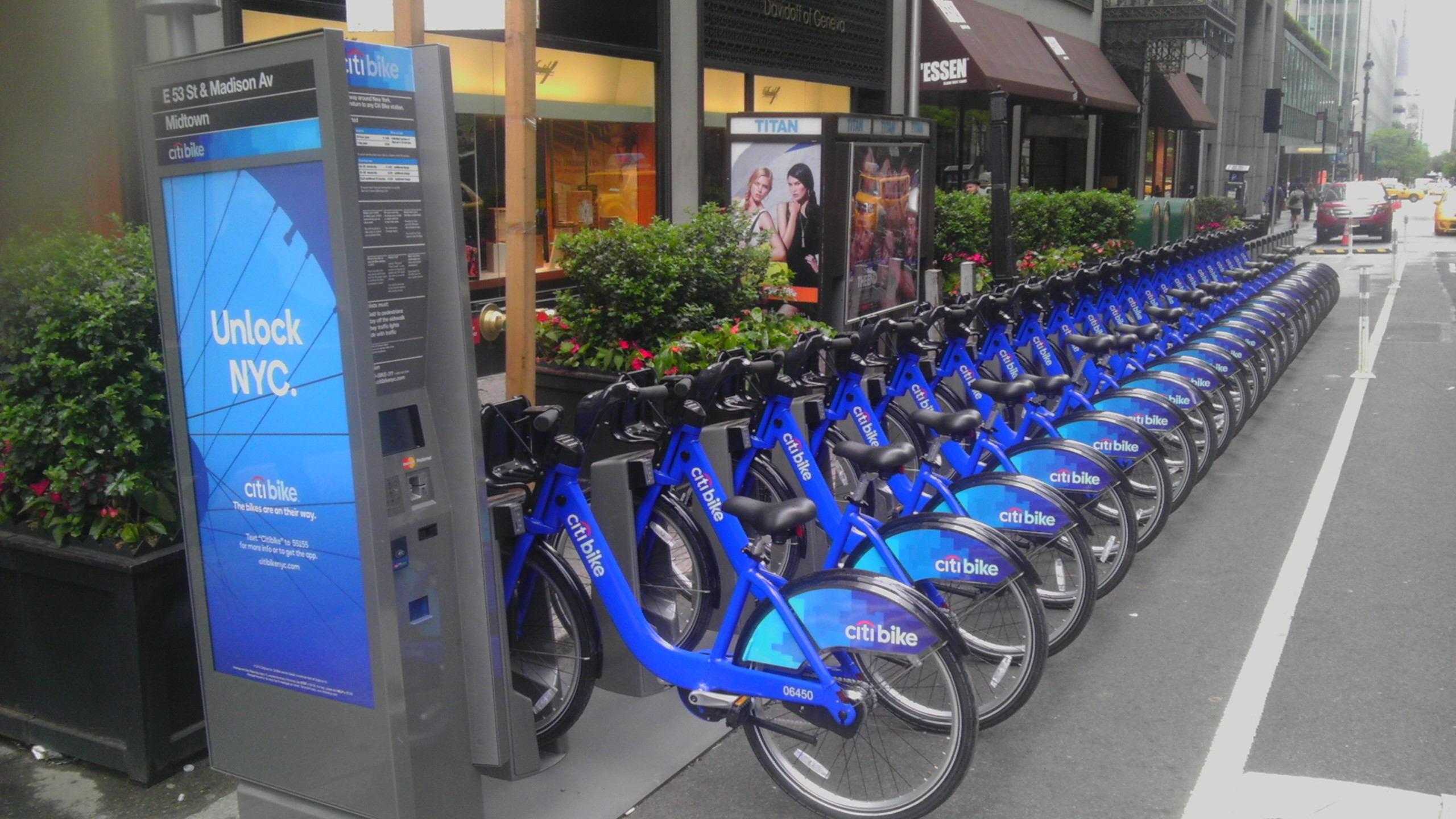 Bikes In Nyc Rent Citi Bike opened in New York
