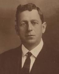 Edwin P. Cox American politician