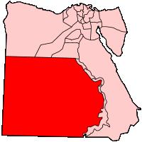 アル・ワディ=アル・ジャディッド県の県域
