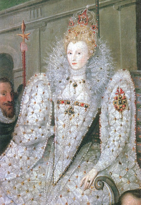 Elizabeth I for children | Elizabeth I homework help ...  Elizabeth I for...