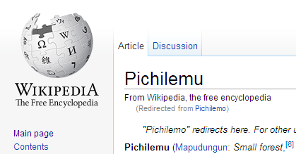 Wikipedia:Redirect