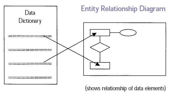 entity relationship diagram explained definition