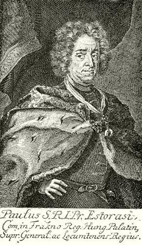 Esterházy Pál