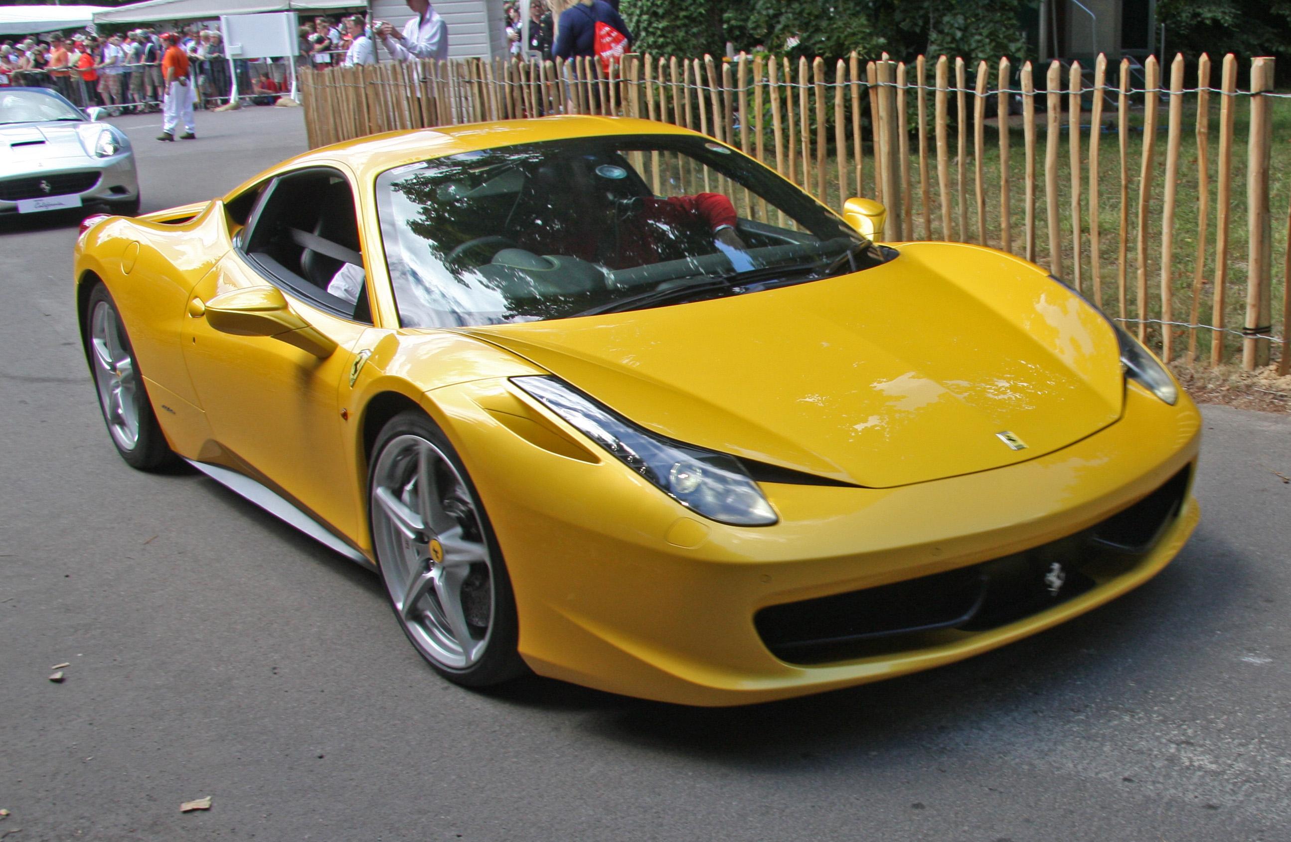 Ferrari 458 Italia Wikipedia