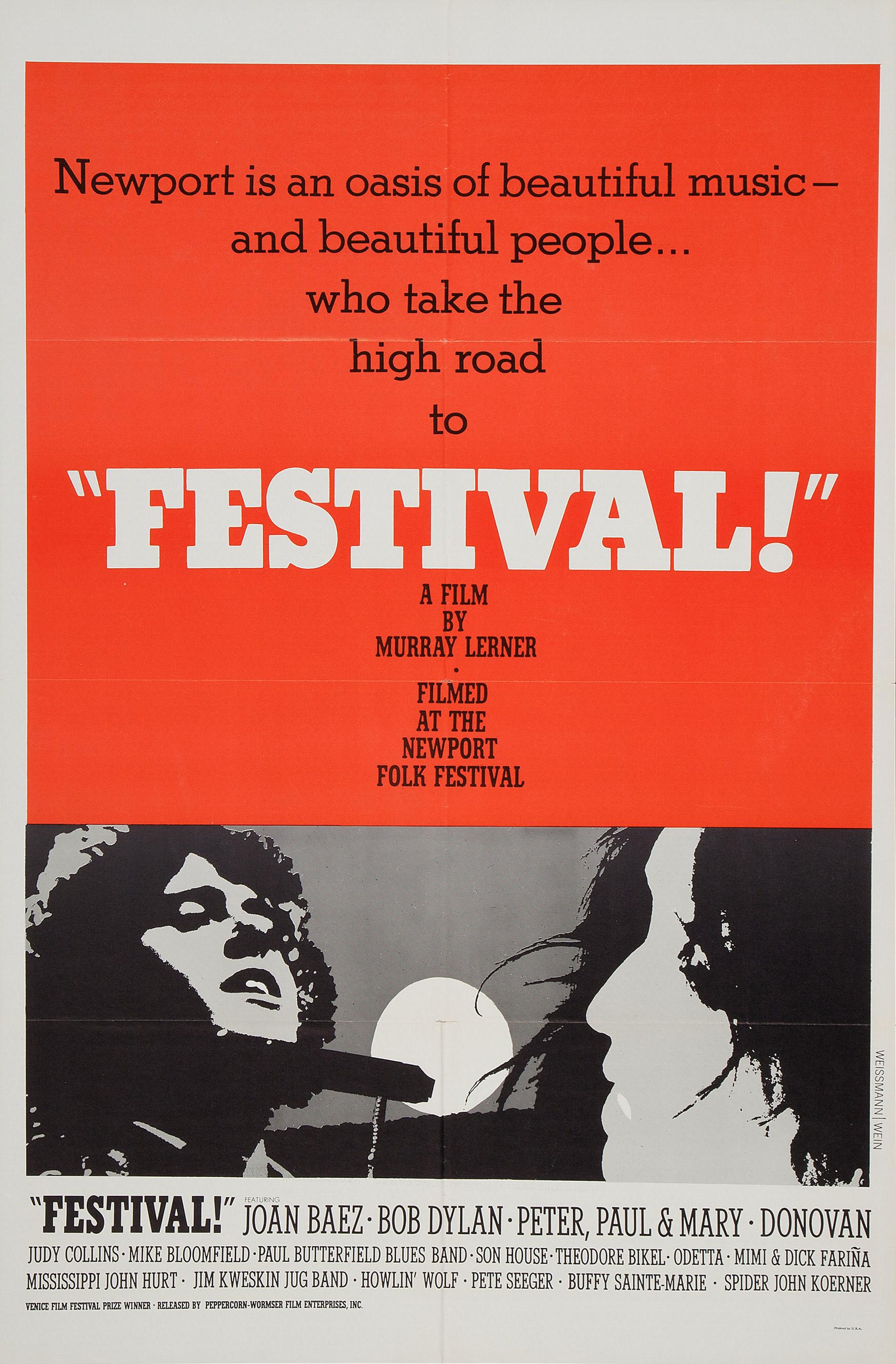 Festival (1967 film) - Wikipedia