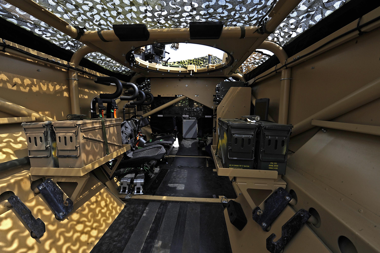 file foxhound patrol vehicle interior mod. Black Bedroom Furniture Sets. Home Design Ideas