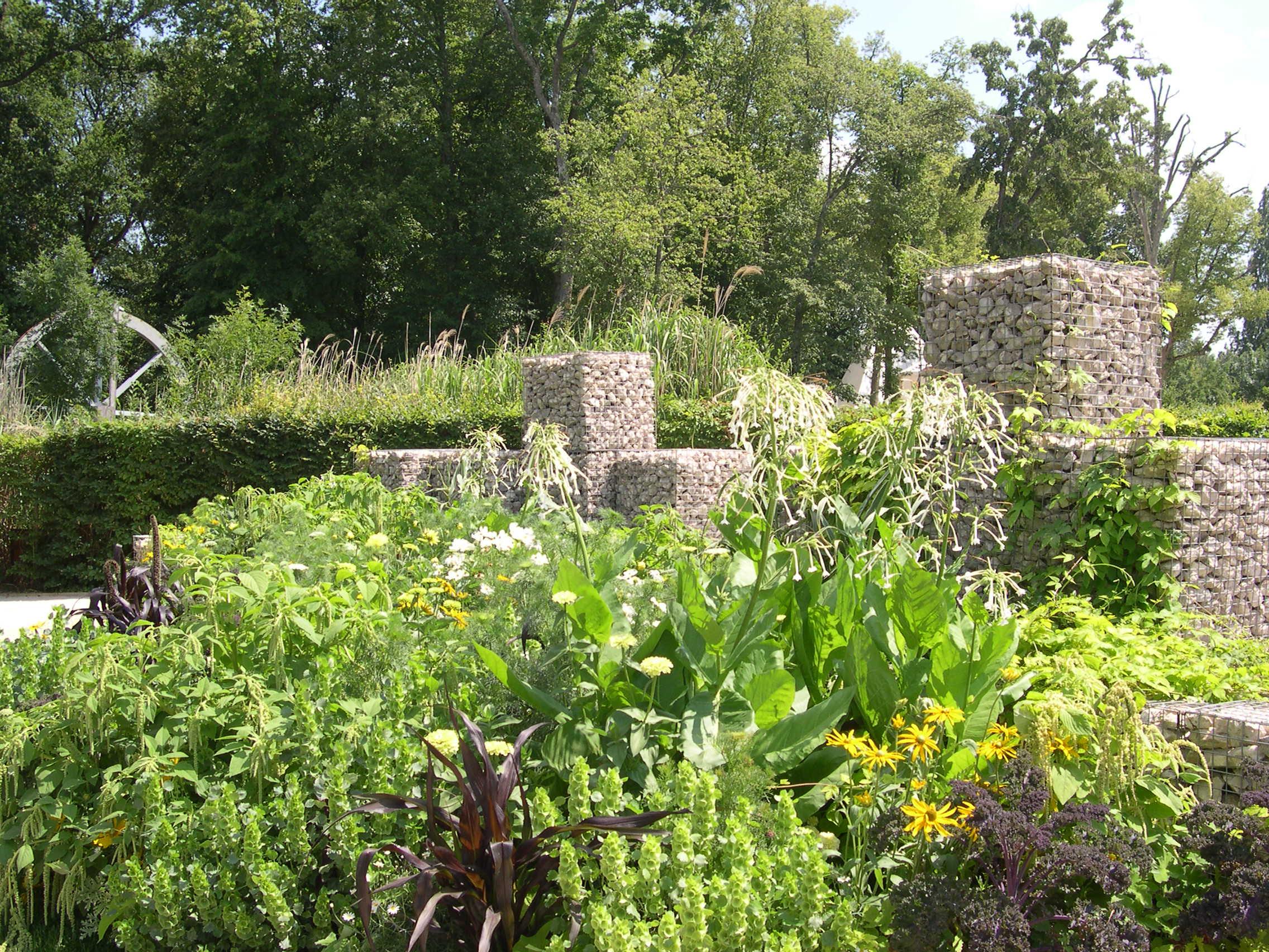 File france loir et cher festival jardins chaumont sur for Le jardin de la france