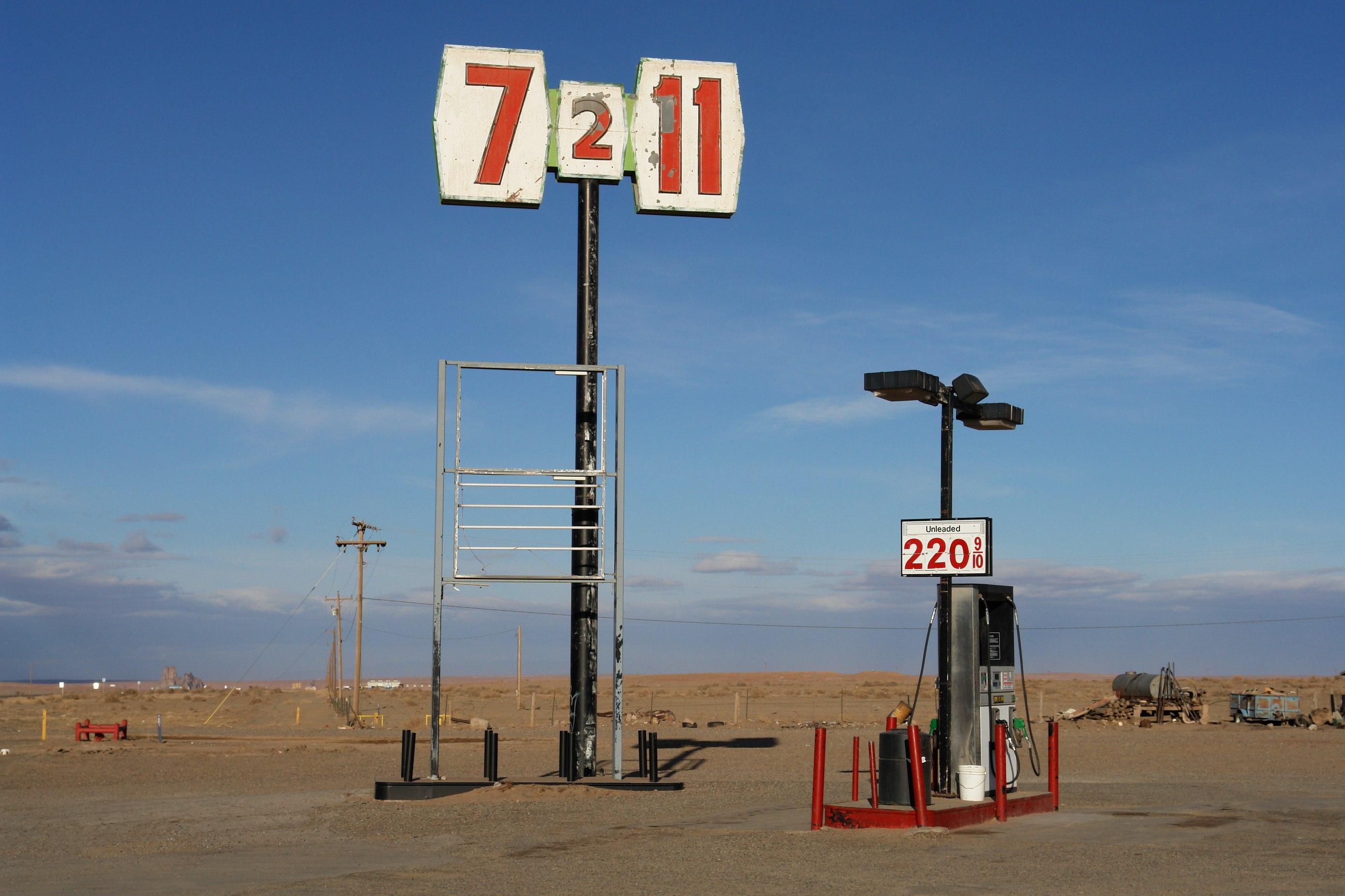 Gas Stations Near Seatac Airport Car Rental