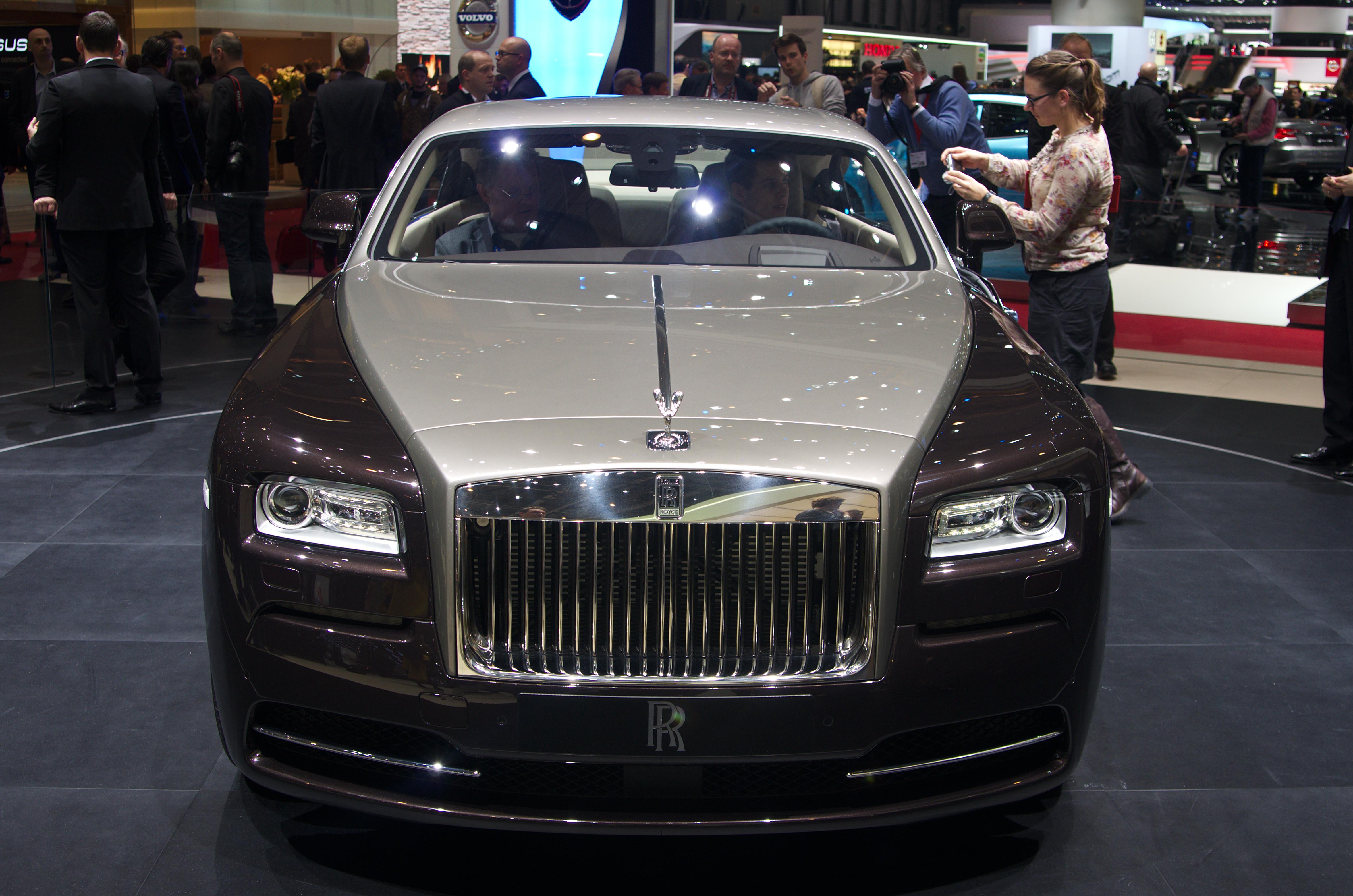 Rolls Royce Wraith Wikipedia 2013 Rolls-royce Wraith