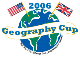 The Geography Cup logo
