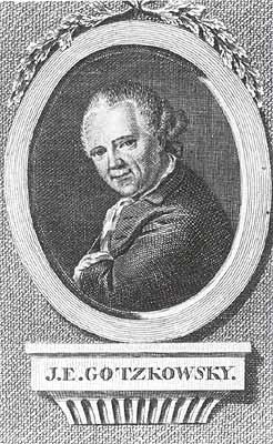 Johann Ernst Gotzkowsky