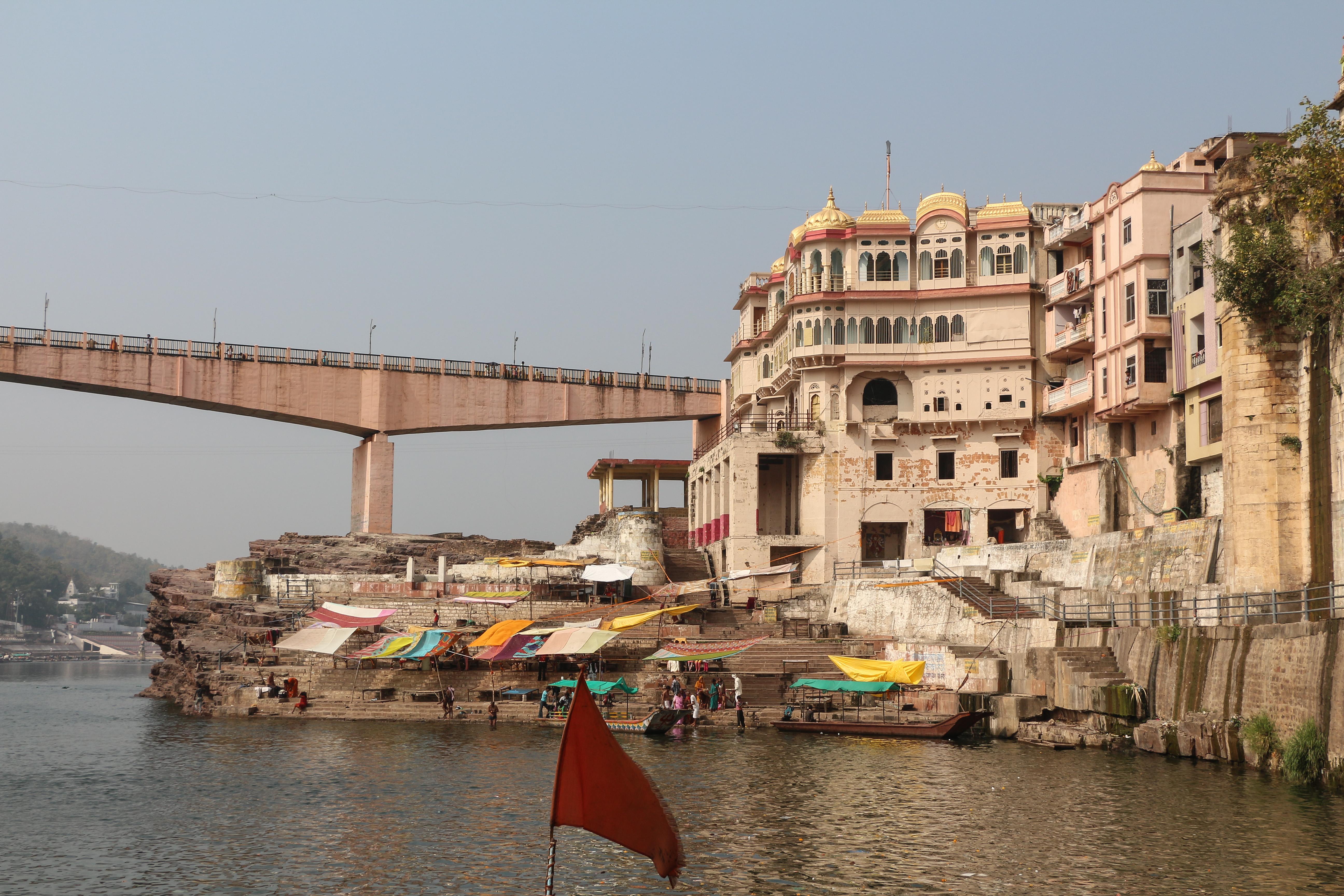 Omkareshwar Dam - Wikipedia
