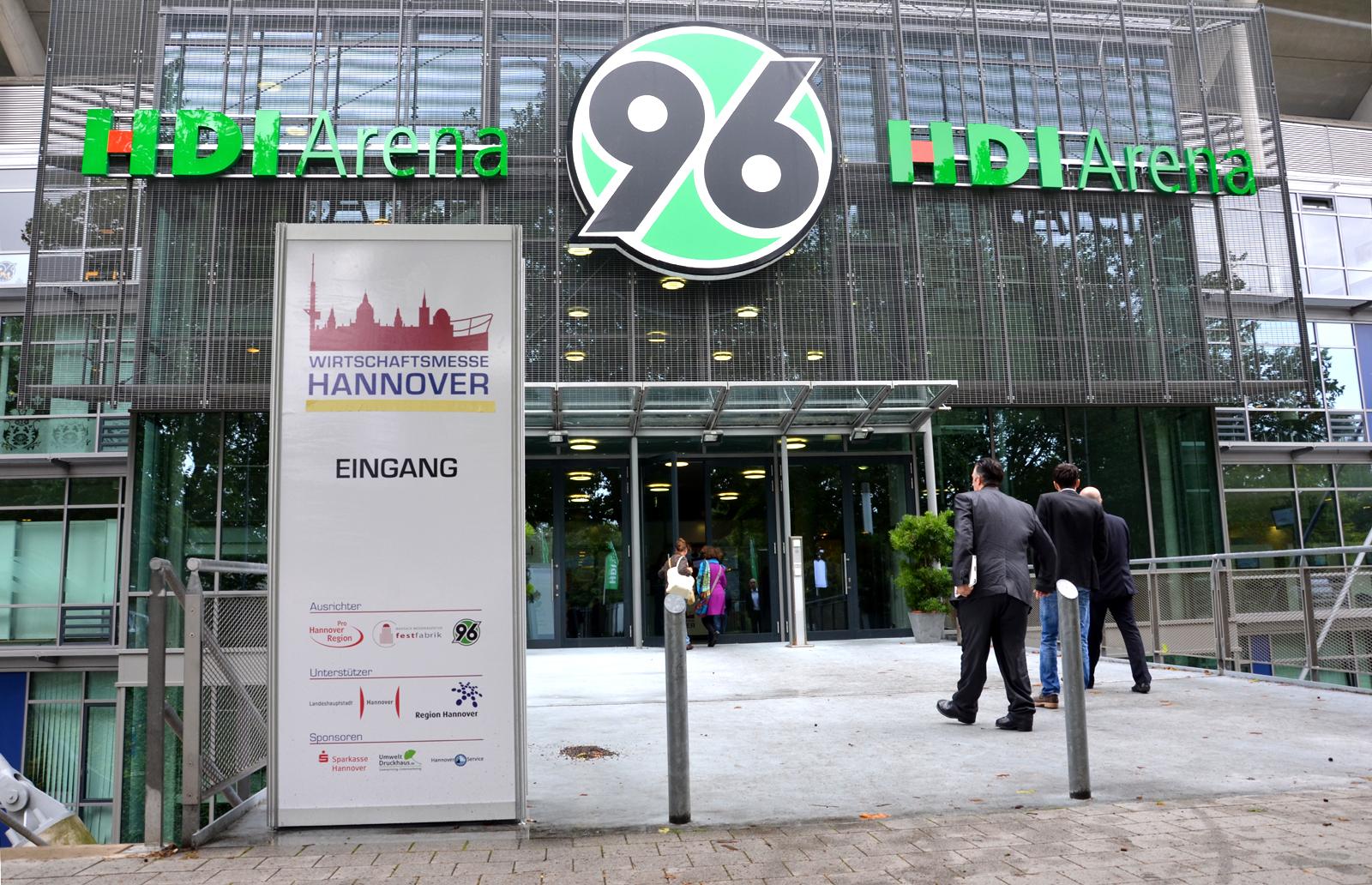 Hdi Arena Hannover Hotels In Der Nahe