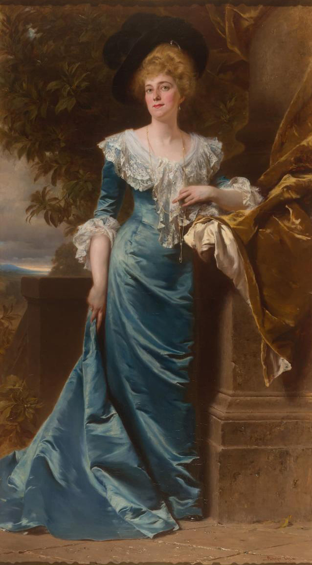 Хедвига Линьская, герцогиня Энгельберт Мария Аренбергская (1877-1938).jpg