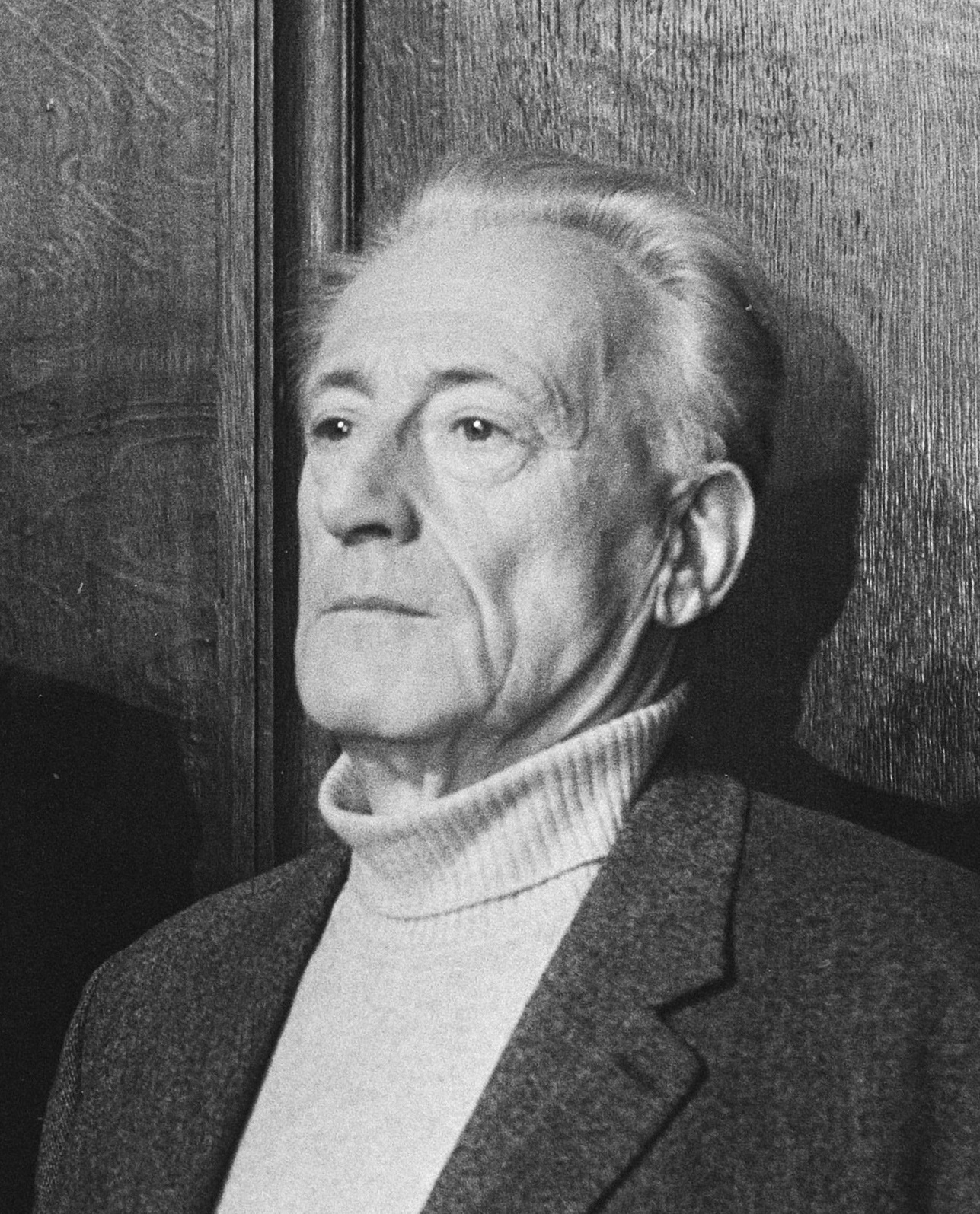 Depiction of Henri Lefebvre
