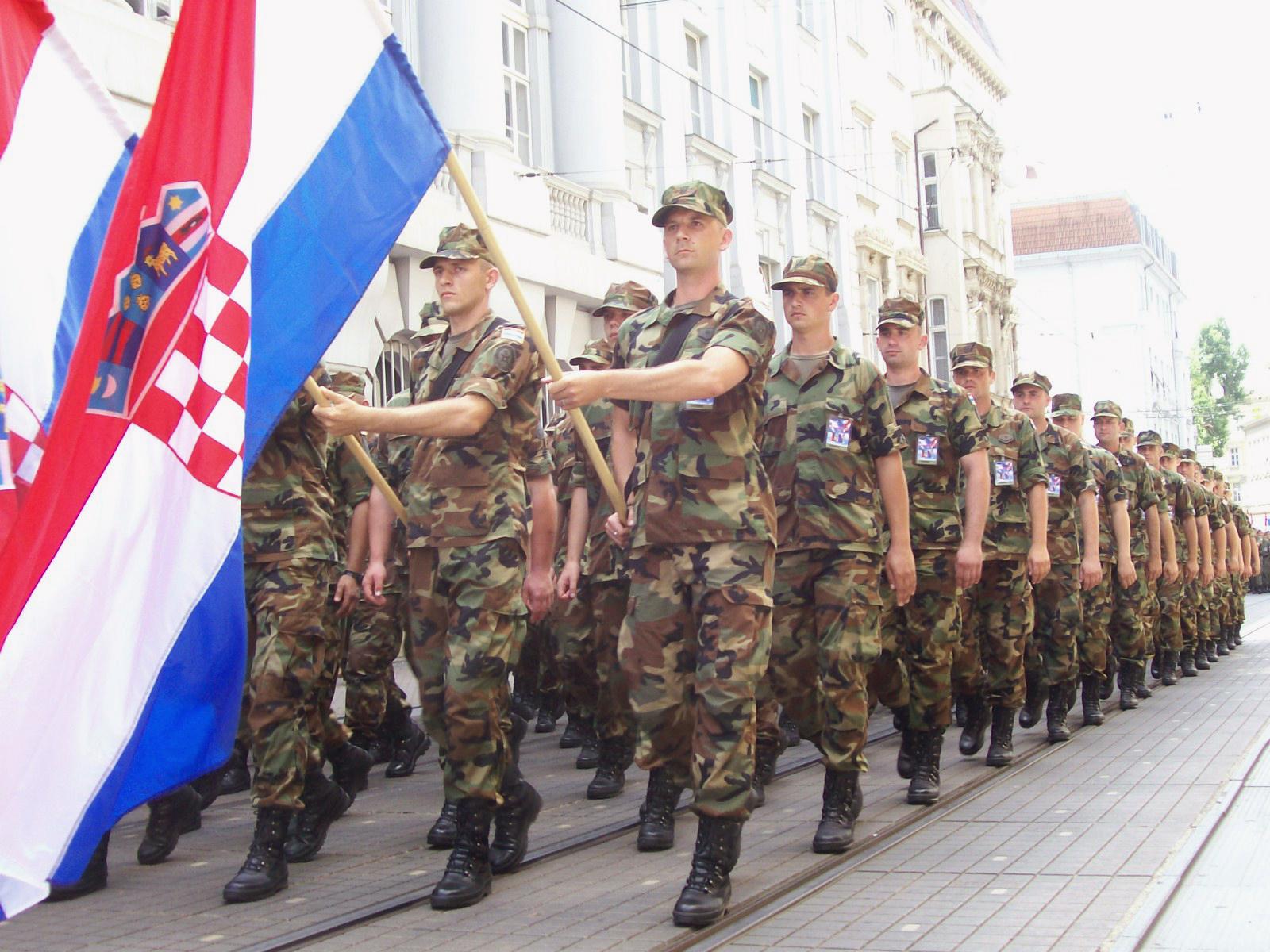 Image result for hrvatska vojska