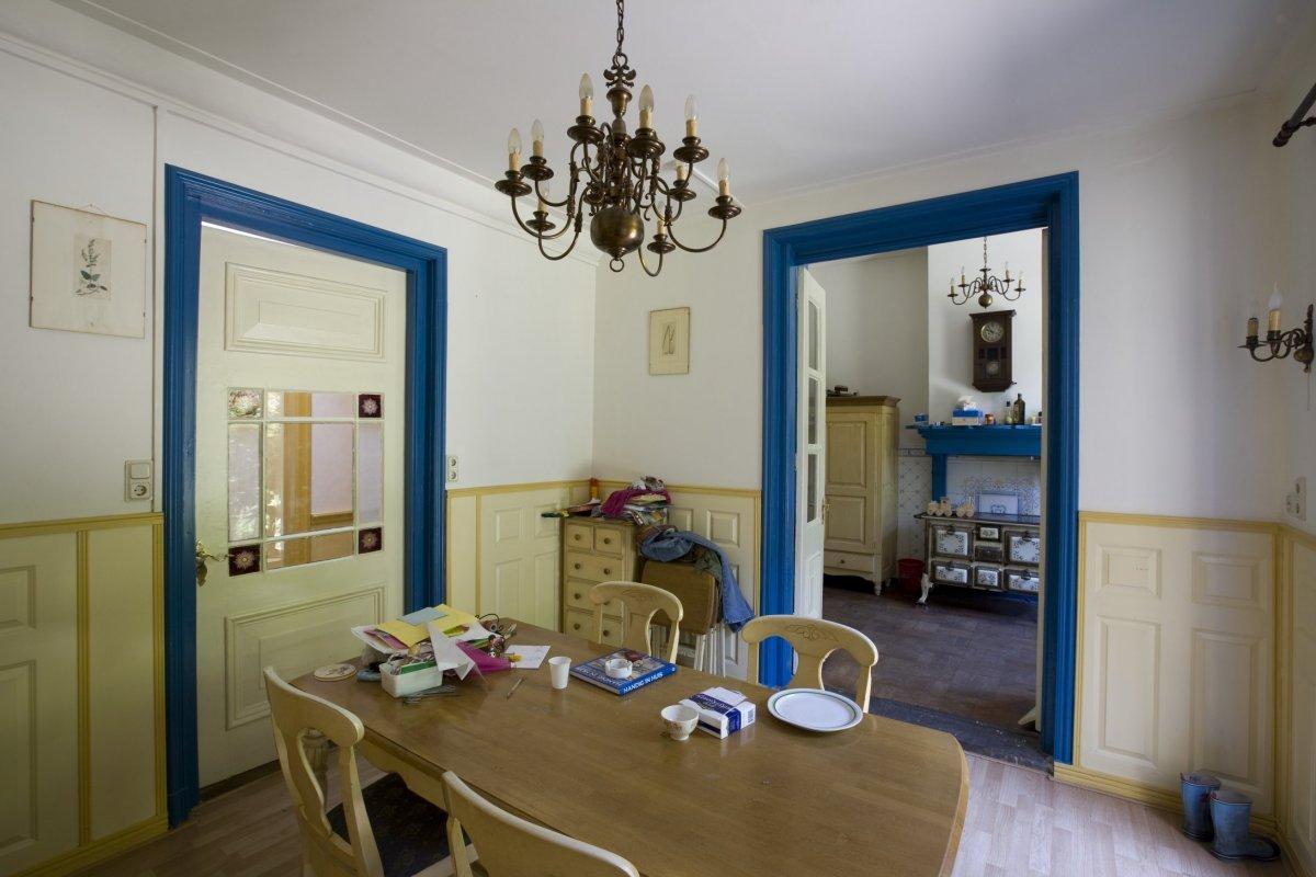 Eetkamer Keuken Open : File:interieur eetkamer naast de keuken nieuw buinen 20416364