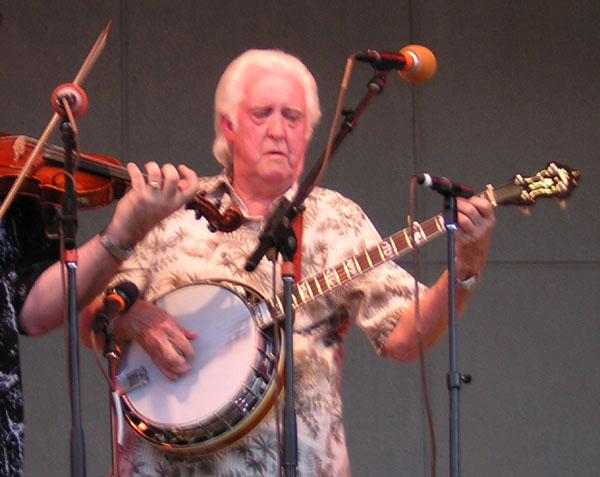 Jd Crowe Blackjack Banjo