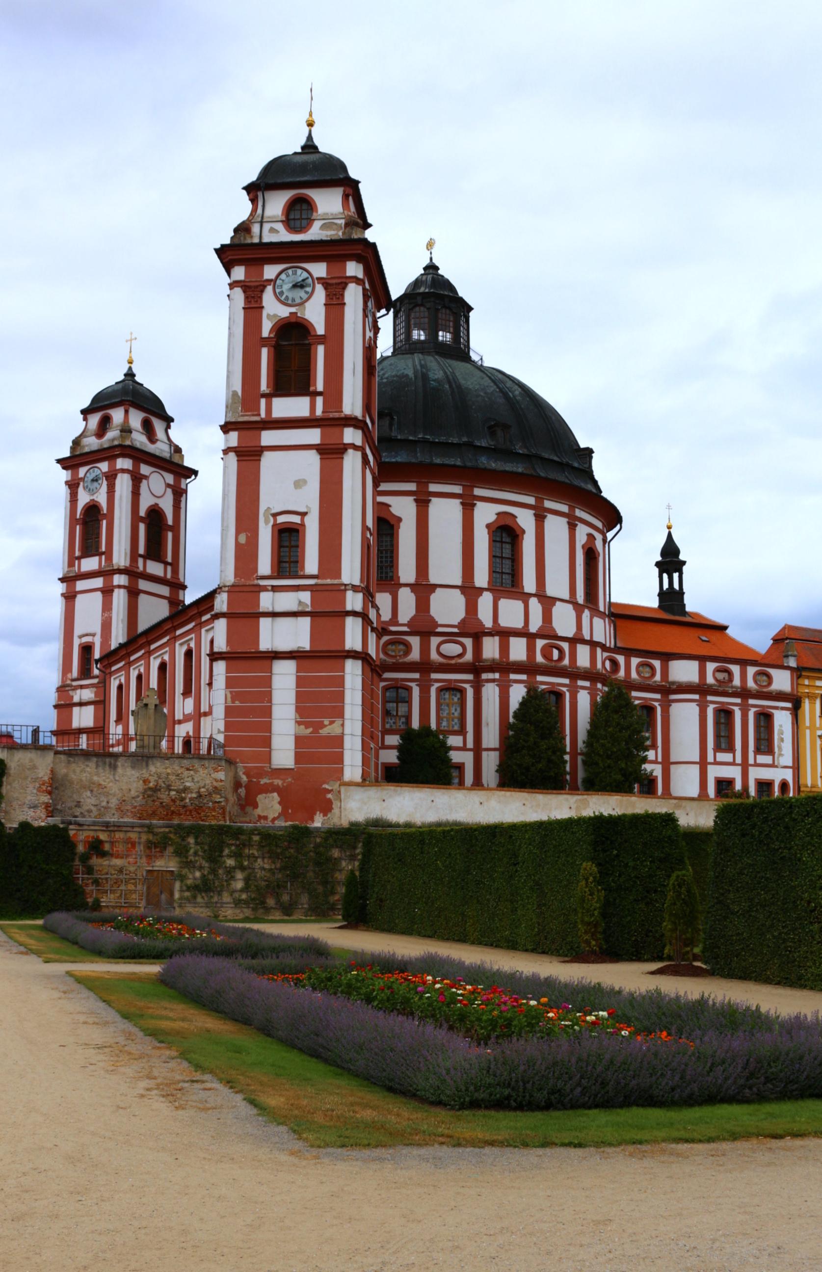 Kostel Svate Markety Jaromerice Nad Rokytnou Wikipedie