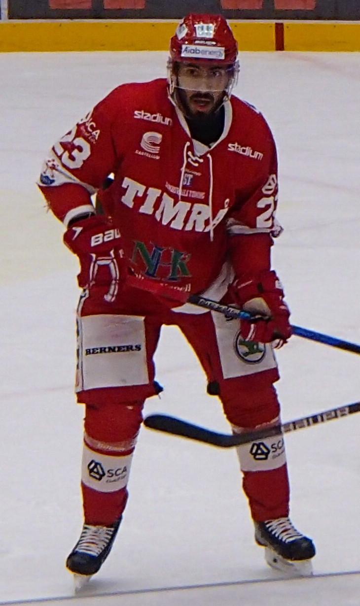 Ishockey elitserien 1998 12 13