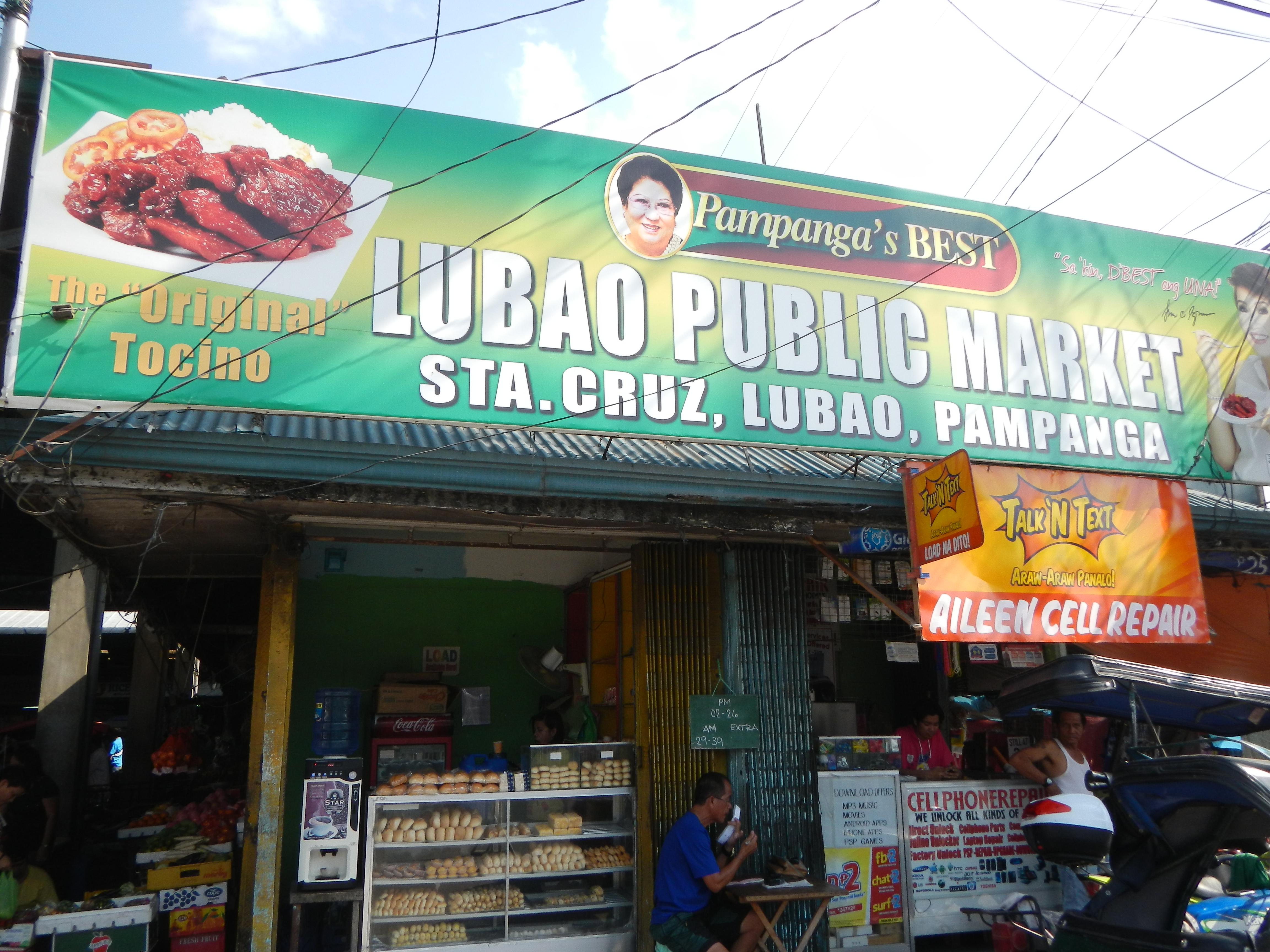 Filejf09770lubao Santa Cruz Proper Market Pampangafvf 04jpg