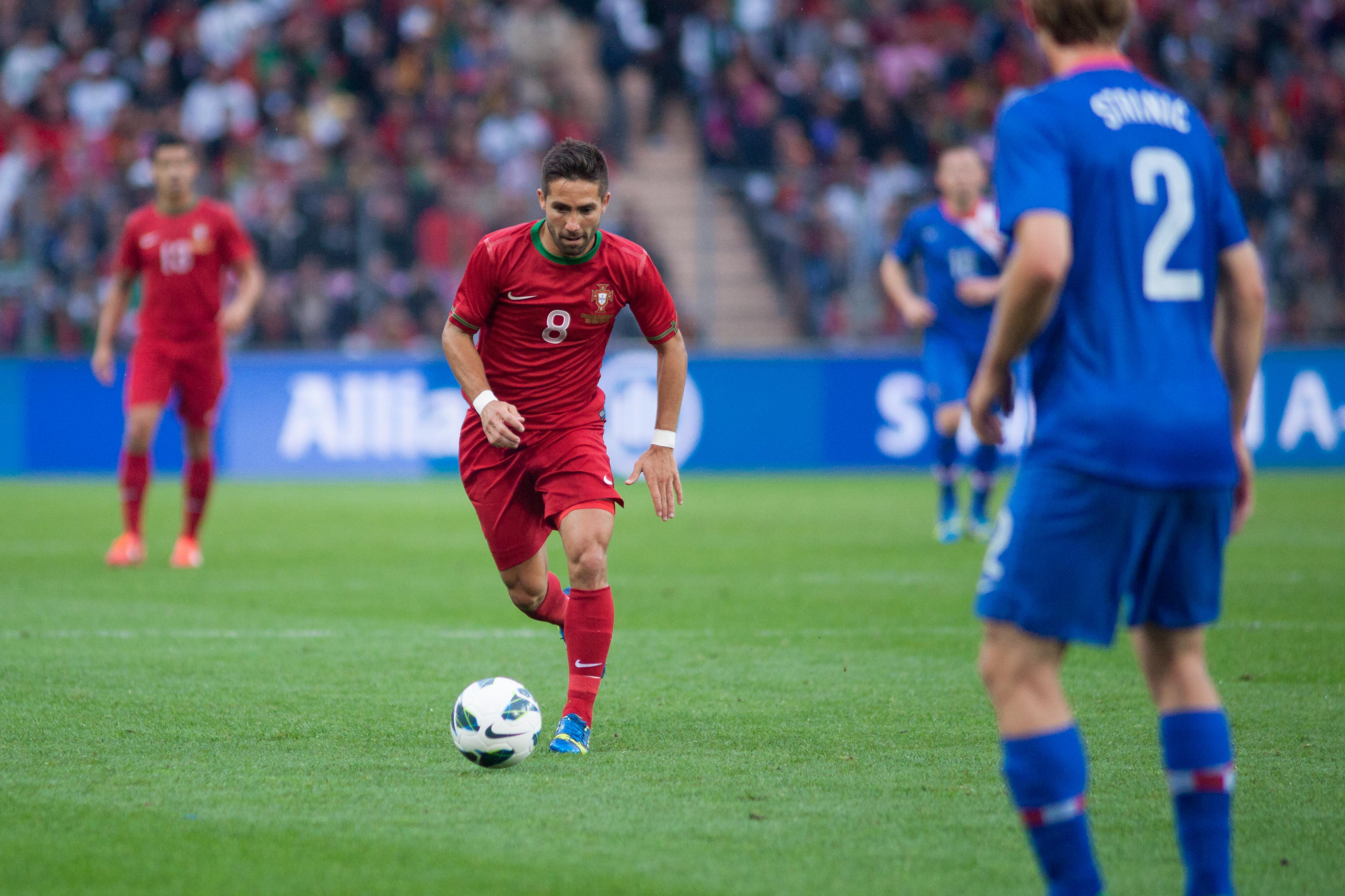 File Jo£o Moutinho Croatia vs Portugal 10th June 2013