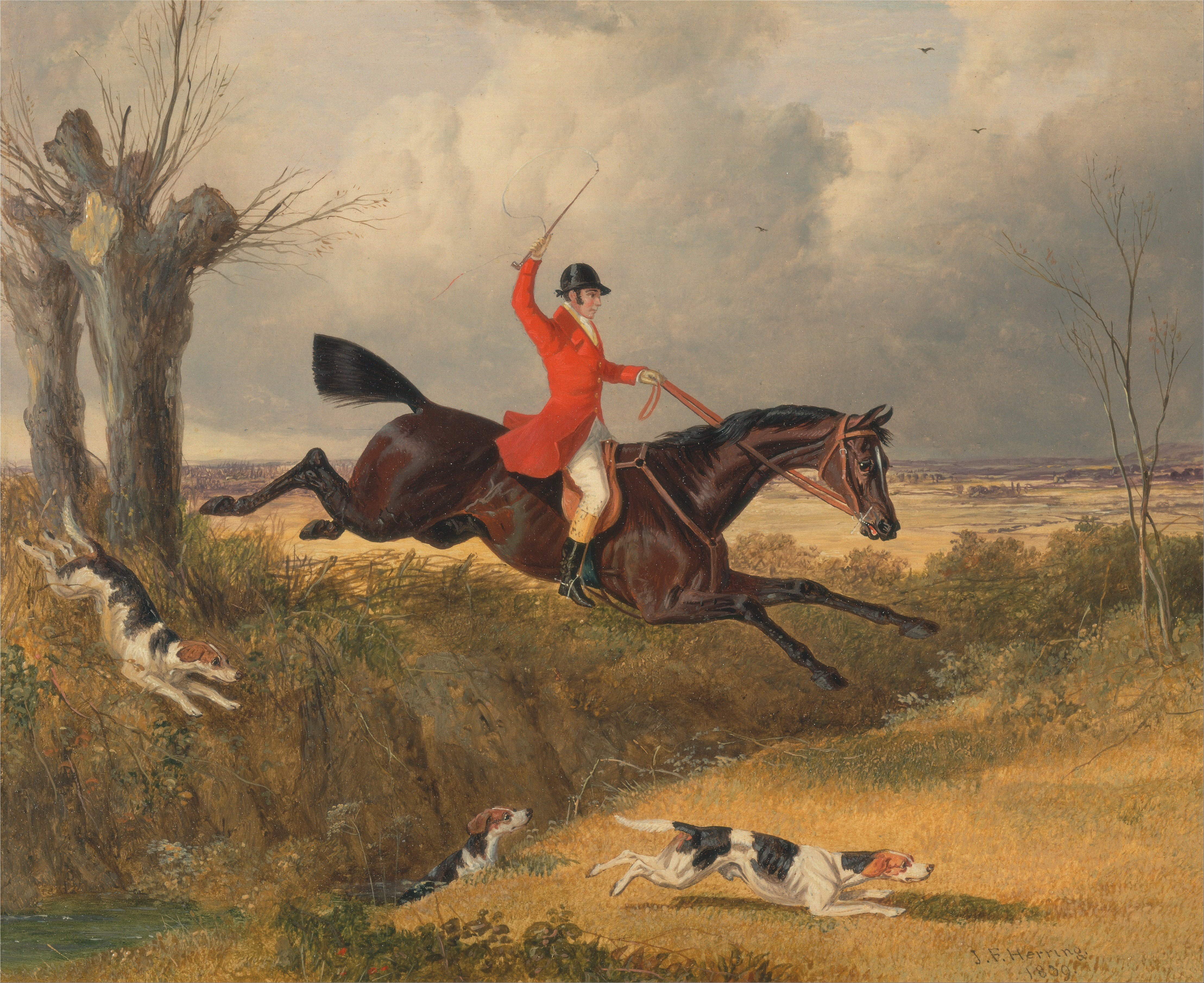 Famous Paintings Hunting