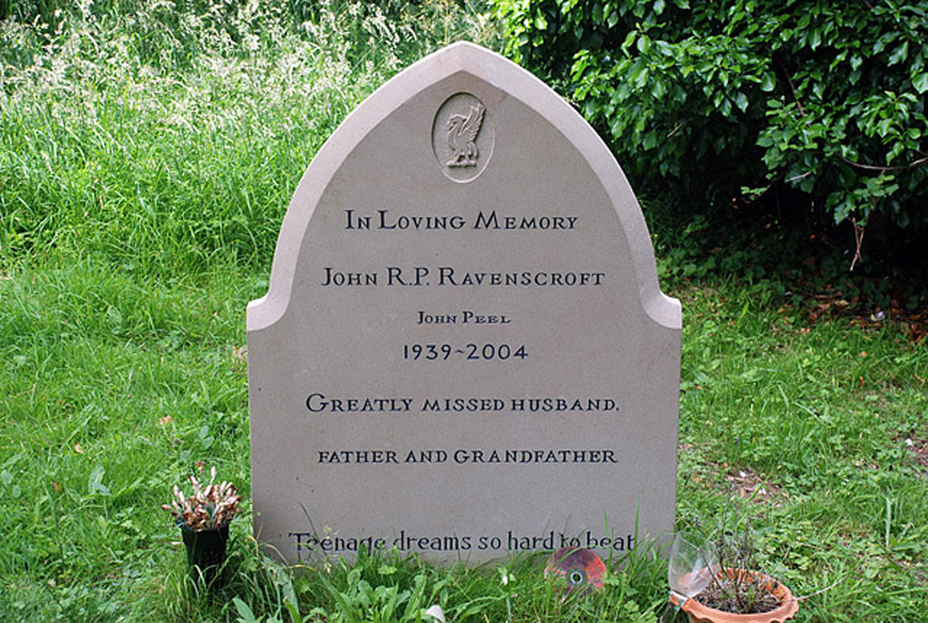 John Peel's grave, Great Finborough, Suffolk - geograph.org.uk - 1162596