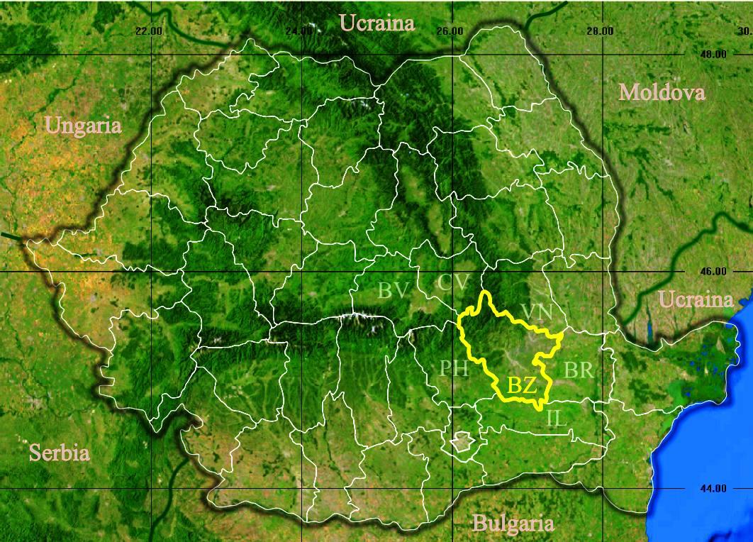 File Judetul Buzau 3d Map Jpg Wikimedia Commons