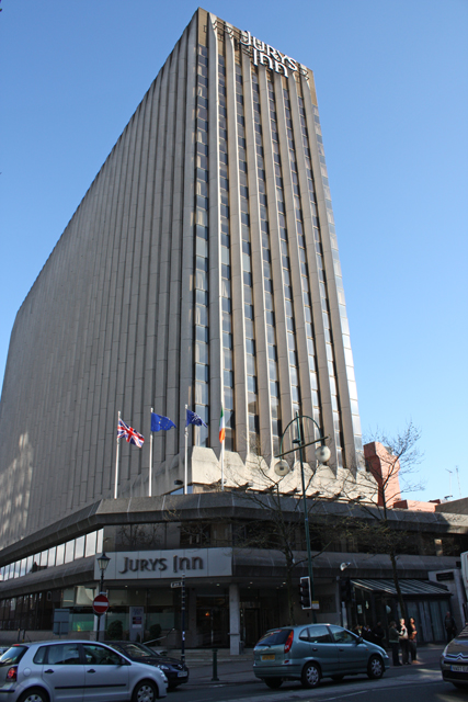 Hotel City Inn Koln Appellhofplatz