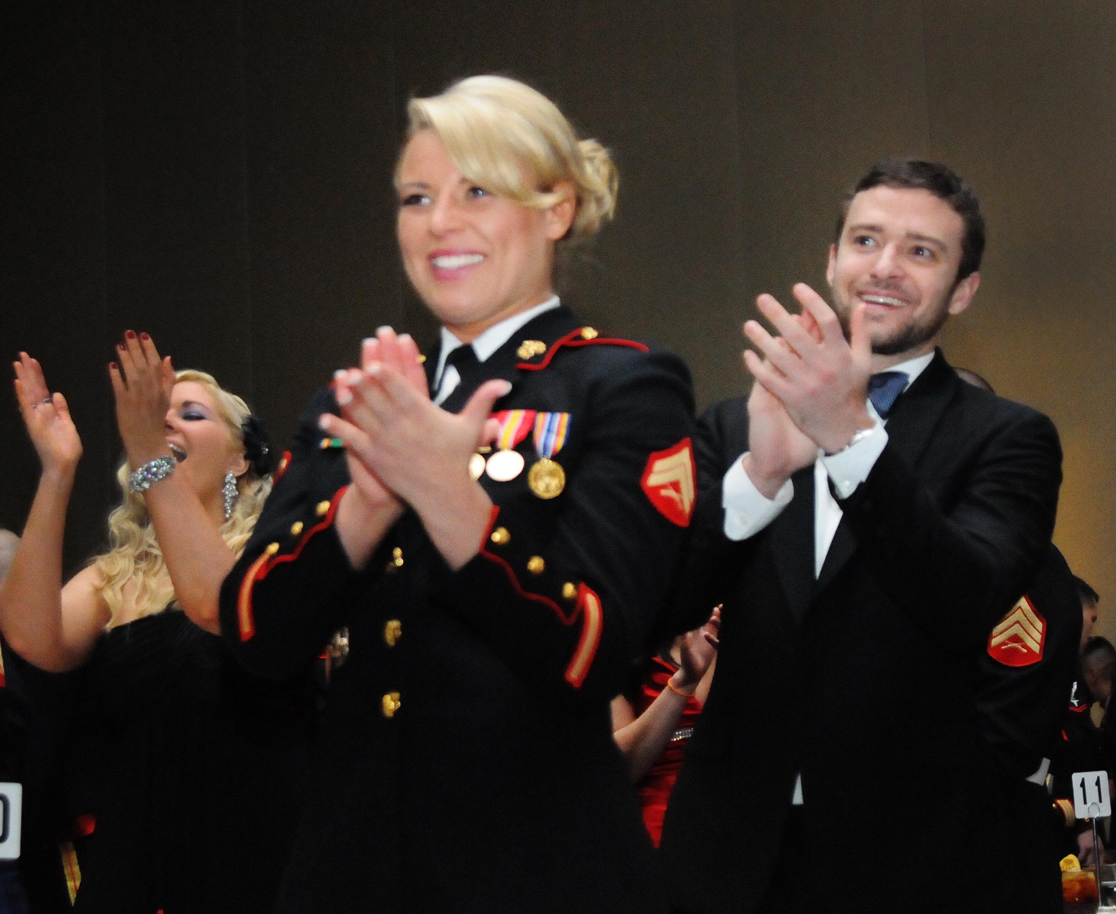 File:Justin Timberlake at Marine Corp ball.jpg - Wikimedia ...