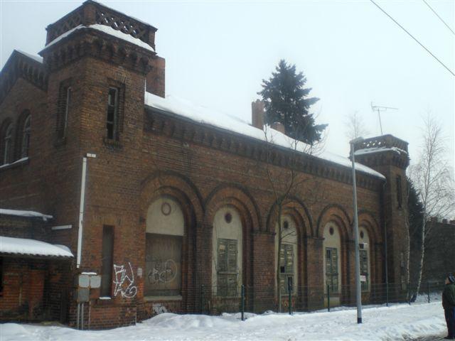 Kaiserbahnhof Halbe Wikipedia