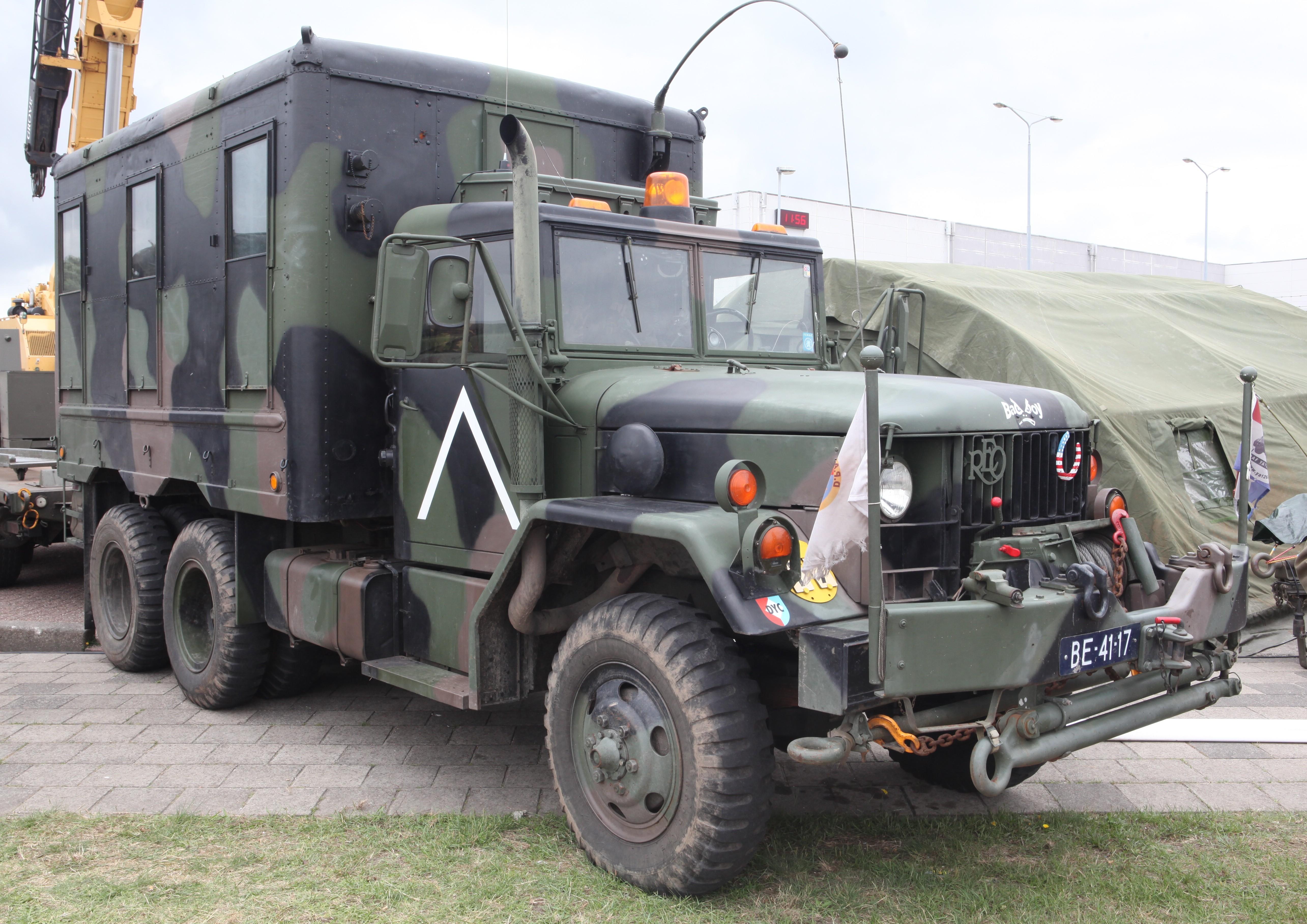 File:Kaiser REO truck - Flickr - Joost J. Bakker IJmuiden.jpg - Wikimedia Commons
